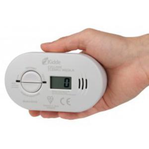 KIDDE Czujnik czadu z wyświetlaczem LCD 5DCO (ELT-3821) - 2881686446