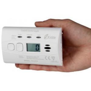 KIDDE Czujnik czadu z wyświetlaczem LCD 10LLDCO - 10 lat gwarancji (ELT-5268) - 2881686445