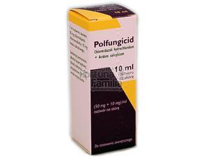 Polfungicid płyn 10ml - 2823375416