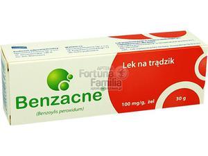 Benzacne 10% żel 30g - 2823374557