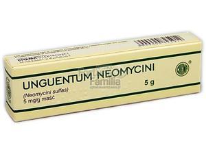 Ung.Neomycini maść 5 g - 2823375658