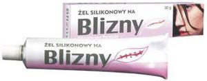 Blizny - OCEANIC Żel Silikonowy 30 g - 2823374591