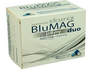 BluMag Skurcz Jedyny duo 60 kaps. - 2823374592