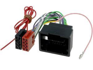 Adapter kabel radia Opel Agila 2009->, Opel Astra 2009->, Opel Insignia 2009-> - 2831100556
