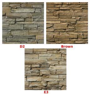 Kamień elewacyjny Iseo kolory D2, E3, Brown - 2499128908