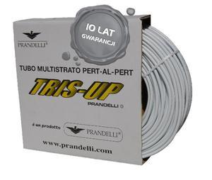 rura PEX Tris-Up wielowarstwowa 16 mm - 2499128993