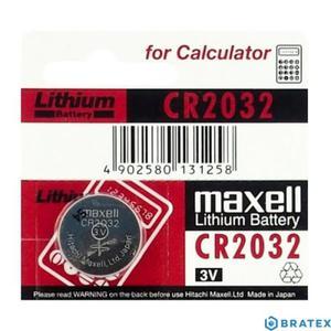 bateria litowa Maxell CR2032 - 2823862700