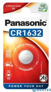 bateria litowa Panasonic CR1632 (blister) - 2880642799