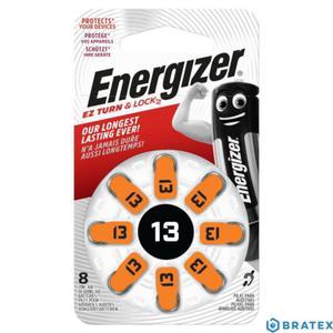 8 x baterie do aparatów słuchowych Energizer 13 - 2880837161