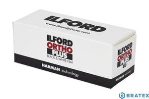 FILM ILFORD B&W ORTHO PLUS 120 - 2861318106