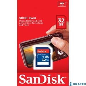 Sandisk karta pamięci SDHC 32GB - 2837799483