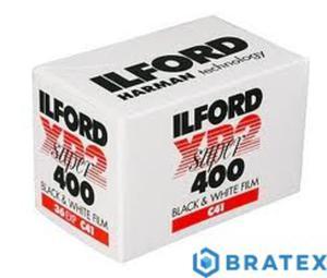 Ilford xp2 400/135/36 proces c-41 - 2838697723