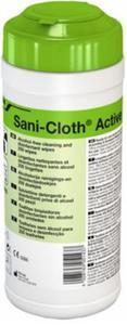 Chusteczki do dezynfekcji Ecolab Sani-Cloth Active pojemnik 200 szt. Ecolab sklep Sani-Cloth Active Pojemnik Tuba 200 szt - 2844646442