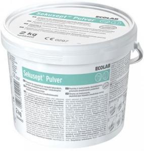 Ecolab Sekusept Pulver 2 kg preparat do dezynfekcji i odkażania narzędzi medycznych Preparat do mycia i dezynfekcji narzędzi medycznych - 2844646452