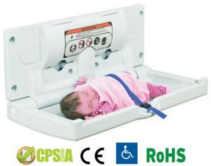 Przewijak dla niemowląt do toalety Impeco Stanowisko do przewijania dzieci, Przewijak dla dzieci z atestem - 2847431321