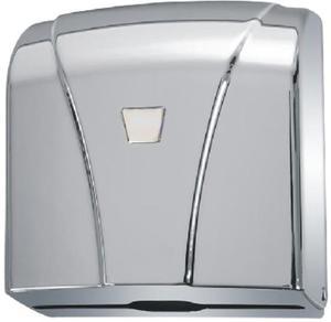 Dozownik do ręczników papierowych składanych ZZ Chrom Podajnik na ręczniki, Dozownik do ręczników jednorazowych, Faneco - 2855877322