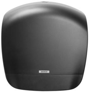 Pojemnik na papier toaletowy Katrin Gigant S Inclusive czarny - 2858349622