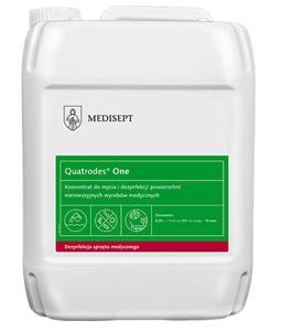 Quatrodes One 5L koncentrat do dezynfekcji i mycia wyrob - 2862444299