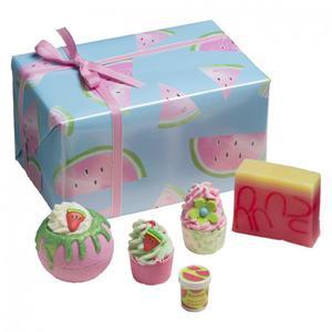 Zestaw upominkowy ARBUZOWY Bomb Cosmetics - 2857497195