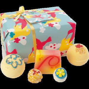 Zestaw upominkowy RAJSKIE PTAKI Bomb Cosmetics - 2857497201