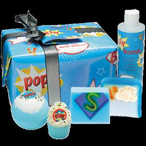 Zestaw upominkowy SUPERBOHATER Bomb Cosmetics - 2857497202