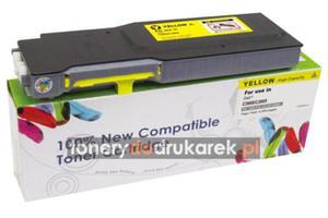 Toner Dell C2660dn C2665dnf yellow nowy zamiennik 593-BBBR Dell C2665dnf Dell C2660dn yellow nowy tonery zamiennik 593-BBBR - 2858197185
