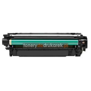 HP Color LaserJet CP3525 toner HP CE250A zamiennik CP3525dn CP3525n CP3525x czarny - 2858197964