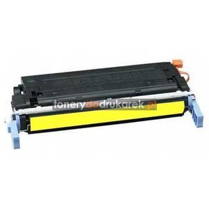 Toner HP 4600 4650 Yellow C9722A (8000 s.) imagejet toner hp 4600n 4650n yellow zamiennik hp C9722A - 2858196395