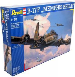REVELL B-17F MEMPHIS BELLE SKALA 1:48 8+ - 2857845966
