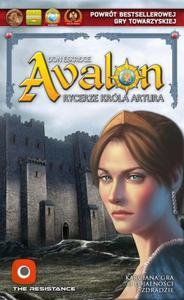 PORTAL GAMES GRA AVALON RYCERZE KR - 2863308339