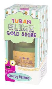 TUBAN ZESTAW SUPER SLIME - GOLD SLIME 3+ - 2859920169