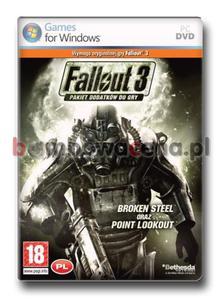 Fallout 3 Broken Steel + Point Lookout (PC) PL, pakiet dodatków - 2051168019