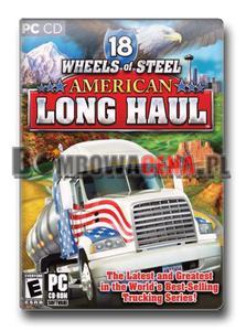 18 Wheels of Steel: American Long Haul [PC] PL - 2051168050