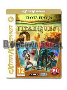 Titan Quest: Złota Edycja [PC] PL, Extra Klasyka - 2051168059