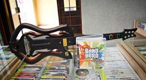 Gitara Guitar Hero + Band Hero [PS3] - 2051168284