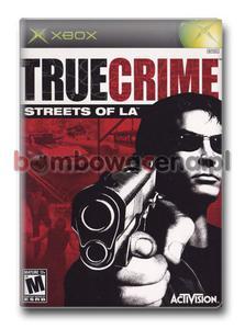 True Crime: Streets of L.A. [Xbox] NTSC USA - 2051167855