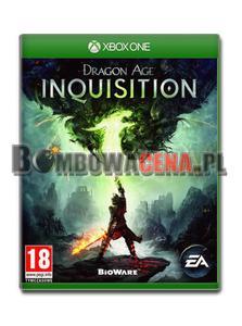 Dragon Age: Inkwizycja [XBOX ONE] PL, NOWA - 2051168325