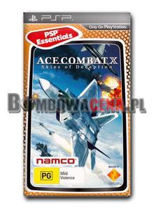 Ace Combat X: Skies of Deception [PSP] Essentials - 2051168416
