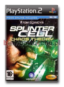 Tom Clancy's Splinter Cell: Chaos Theory [PS2] - 2051168488