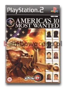 America's 10 Most Wanted [PS2] - 2051168548