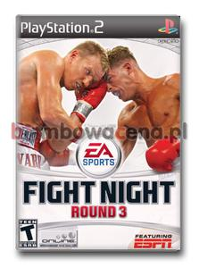 Fight Night Round 3 [PS2] - 2051168561