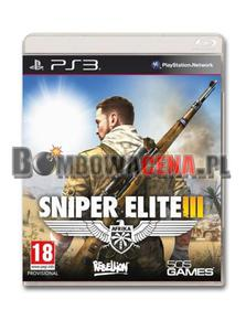 Sniper Elite III: Afrika [PS3] PL - 2051168622