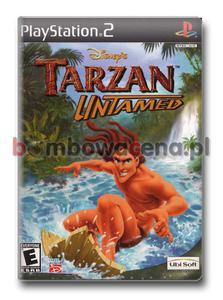 Disney's Tarzan Untamed [PS2] NTSC USA - 2051167783