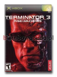 Terminator 3: Rise of the Machines [XBOX] - 2051167911