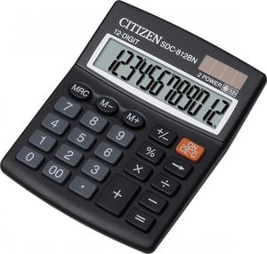 Kalkulator Citizen SDC 812 BN - 2873300752