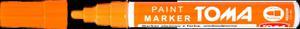 Marker Toma olejowy medium pomarańczowy TO-440 - 2828944393
