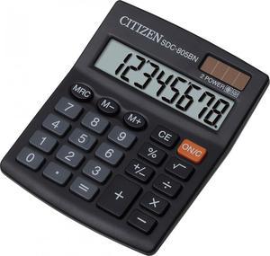 Kalkulator Citizen SDC 805 II - 2868520641