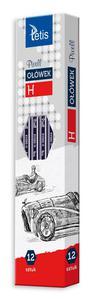 Ołówek techniczny Tetis KV060 H2 - 2868323688