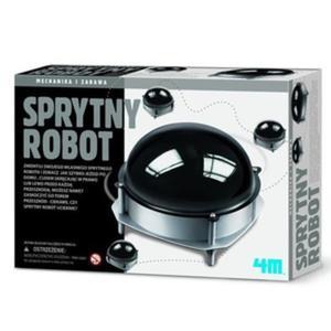 Sprytny Robot -  robot dla dzieci 4M - 1130194056