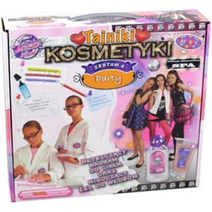 Tajniki Kosmetyki Party - Dromader - 1130194115